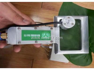植物光合/呼吸/蒸腾测量系统